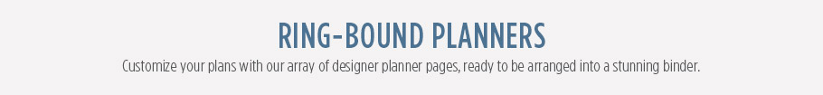 Ring-bound Planners