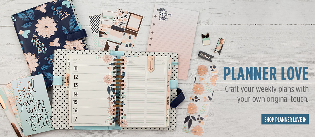 New Weekly Planner Love Planner