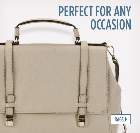 Find the perfect bag for any occasion
