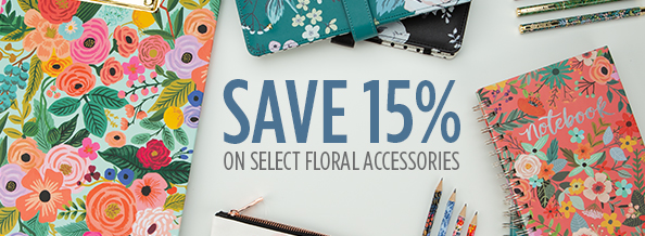 SAVE 15 Percent on select floral accessories