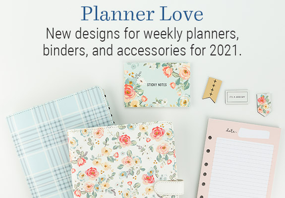Planner Love planners binders accessories