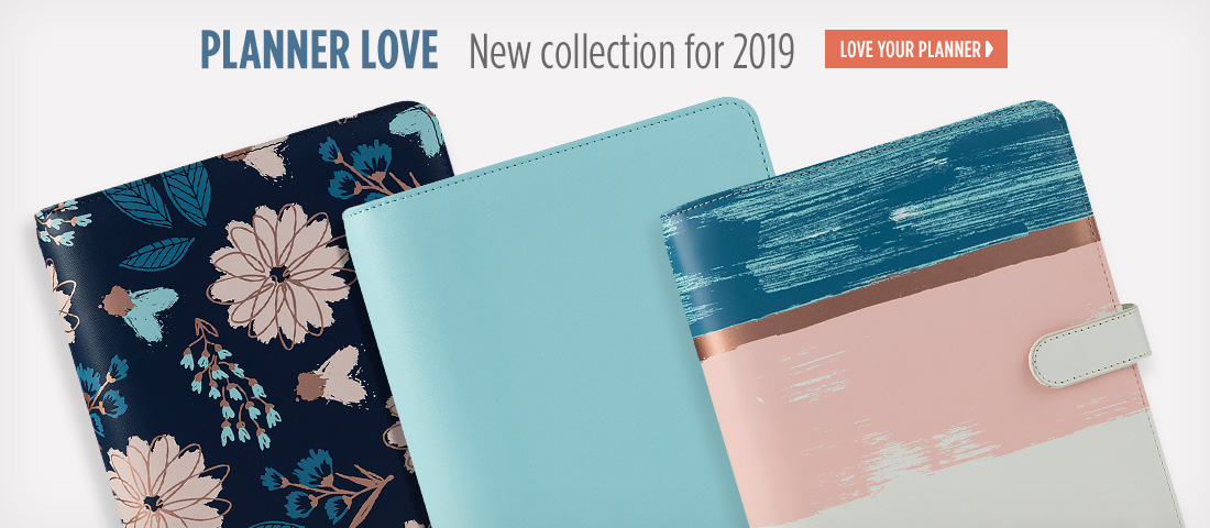 New PlannerLove collection for 2019