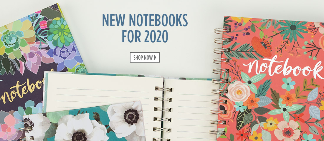 New Notebooks for 2020