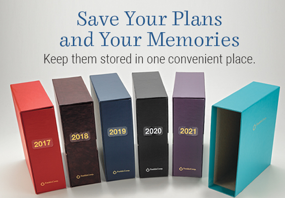 Store your plans and memories in one convenient place. Shop Storage