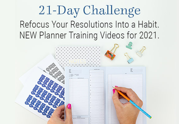 Take our 21 day challenge.