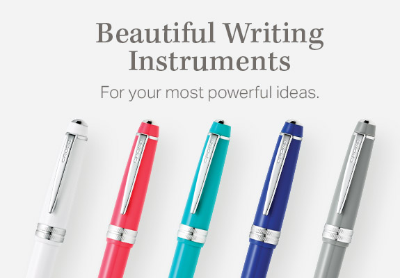 Beautiful Writing Instruments