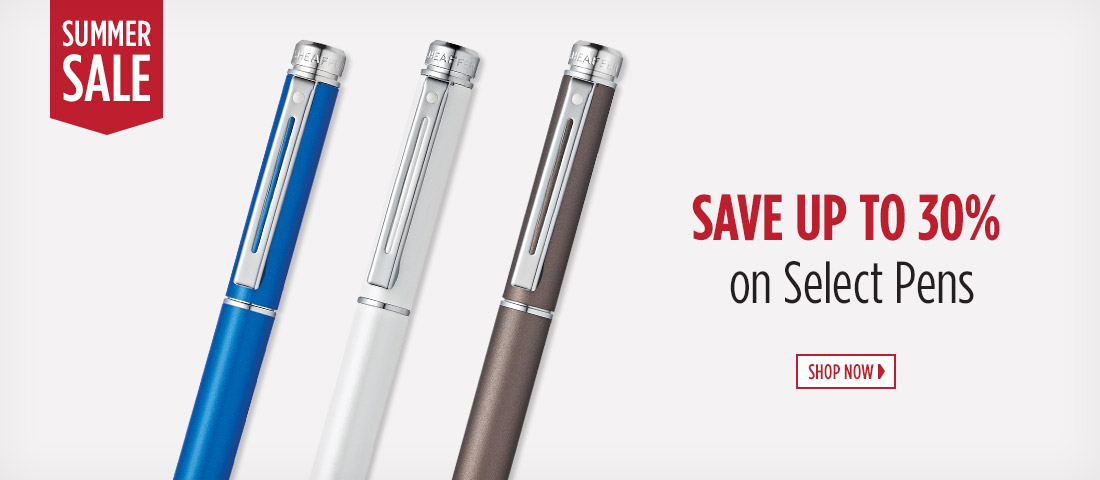 Summer Sale on Pens