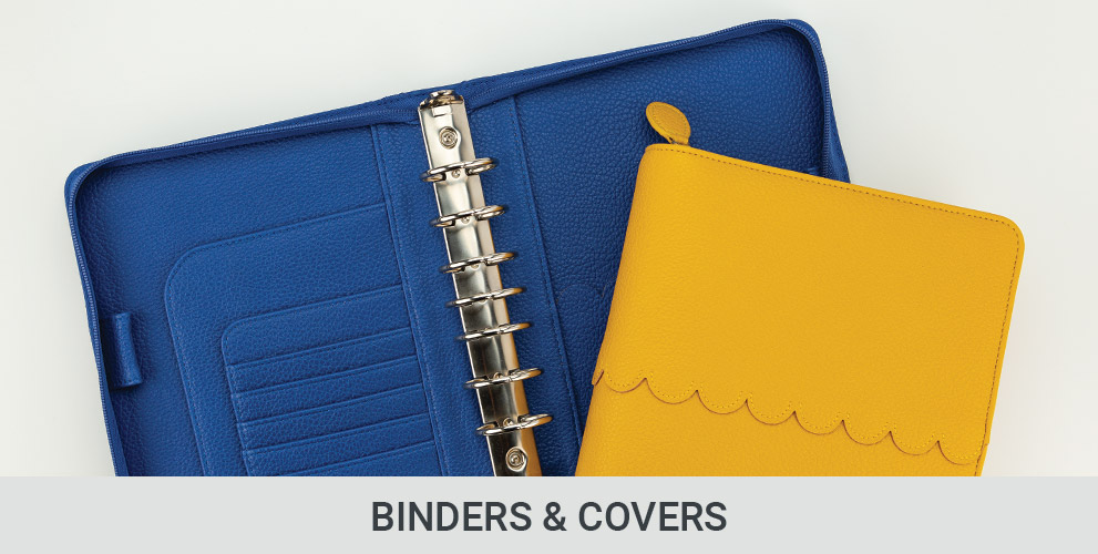 Binders and Covers