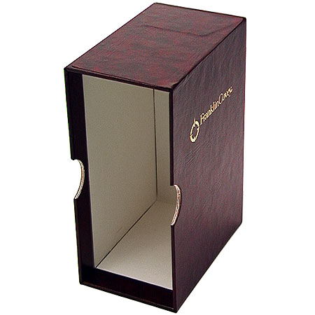 Pocket Storage Case Sleeve - Burgundy