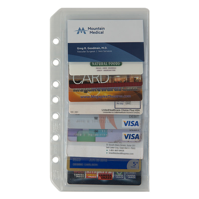 Classic Business/Credit Card Holder Two-Pack