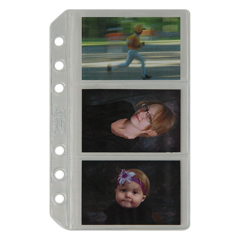Compact Photo Holder - Two-Pack