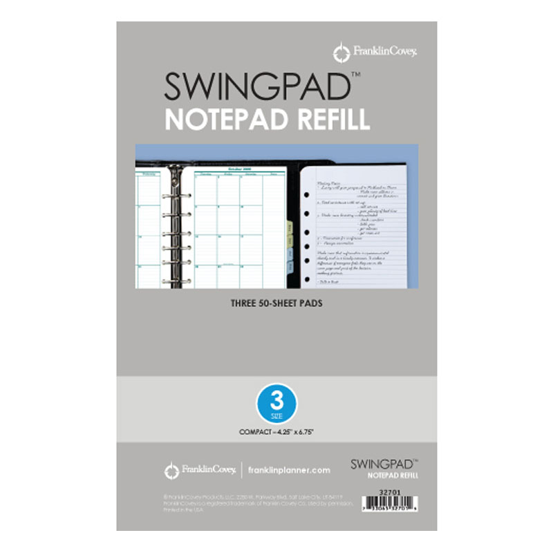 Swing Pad Refill - Compact