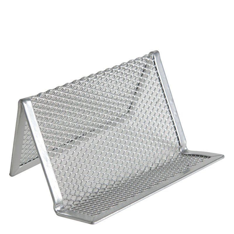 Mesh business card holder franklincovey mesh business card holder silver colourmoves