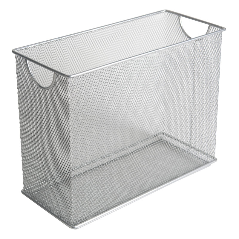 Mesh Tabletop File - Silver
