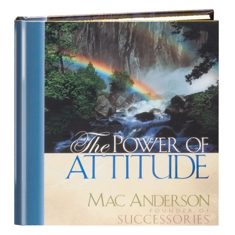 Power of Attitude w/DVD