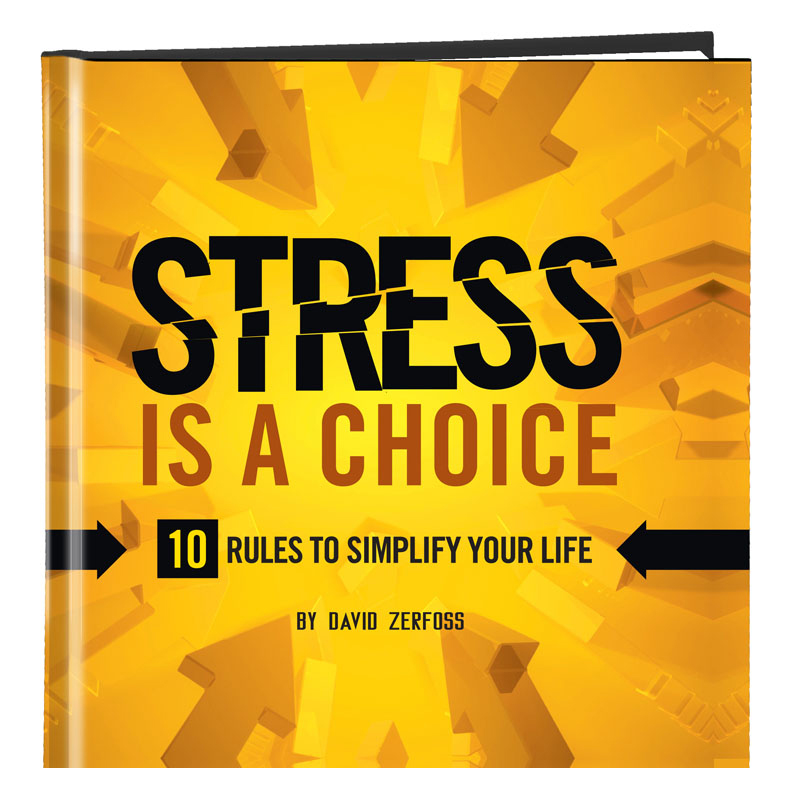 STRESS is a Choice