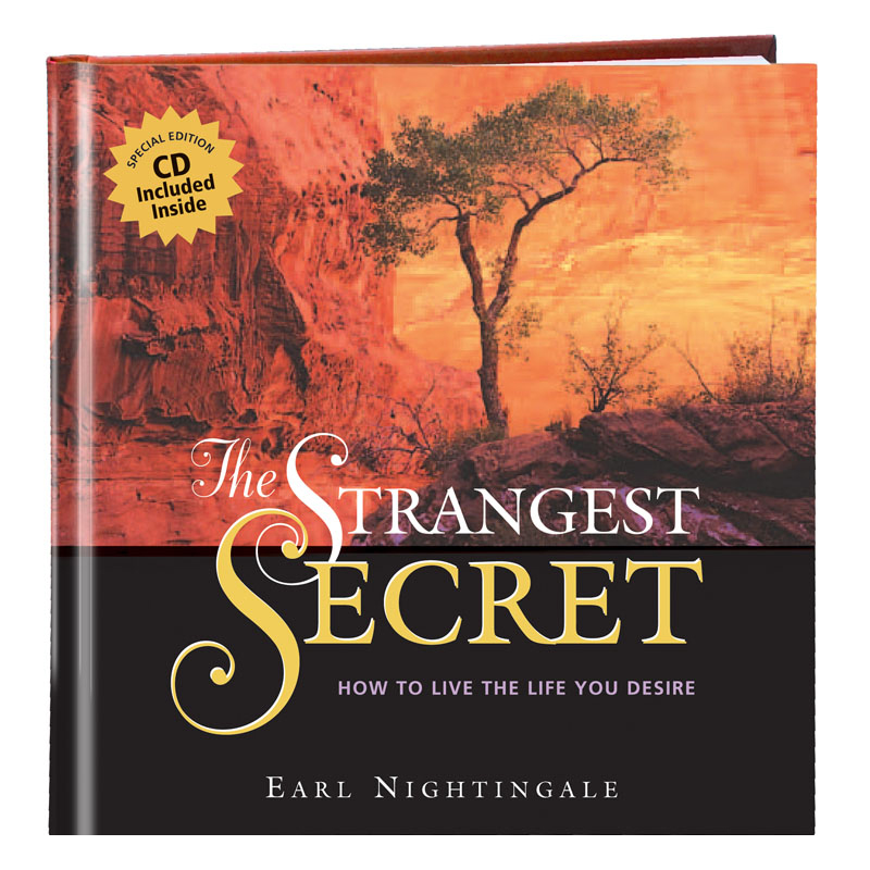 The Strangest Secret with CD