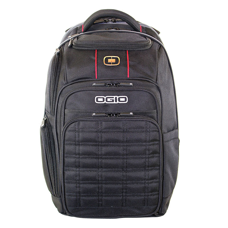 TP-8 Laptop Backpack - Black