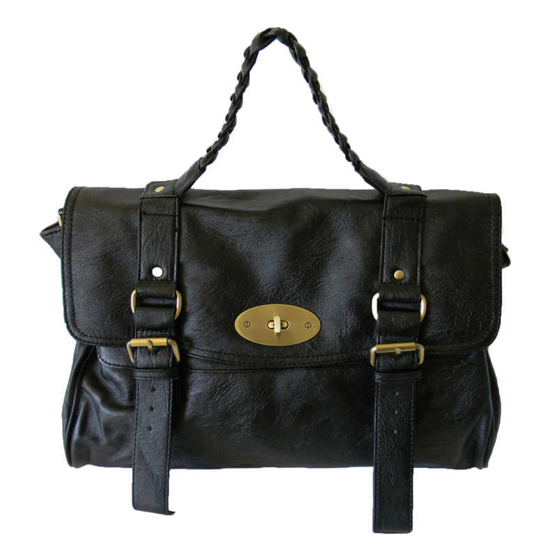 Cadence Tote Bag - Black