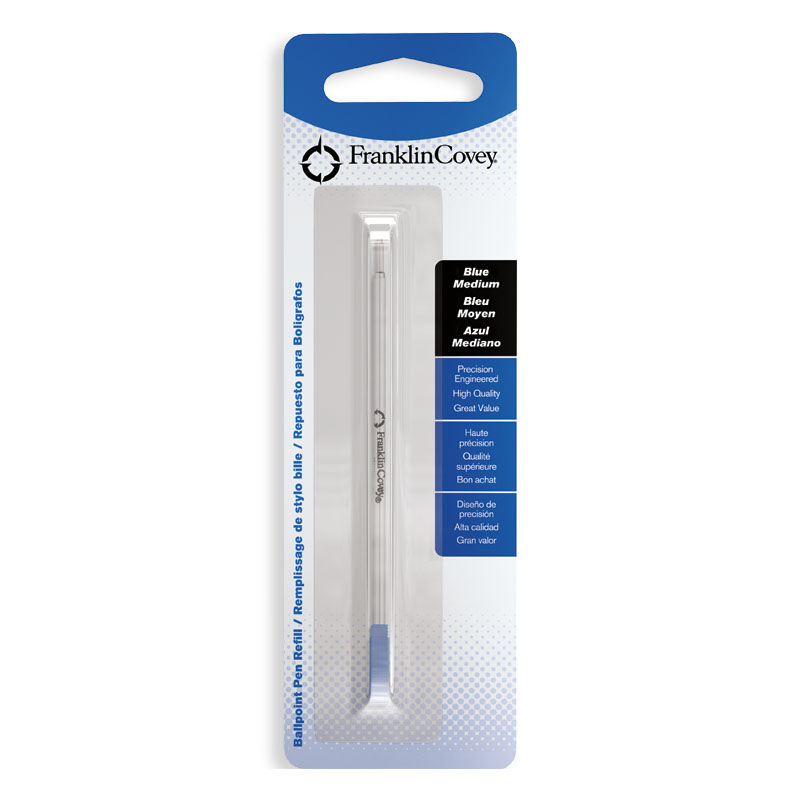 Ballpoint Refill - Medium Blue