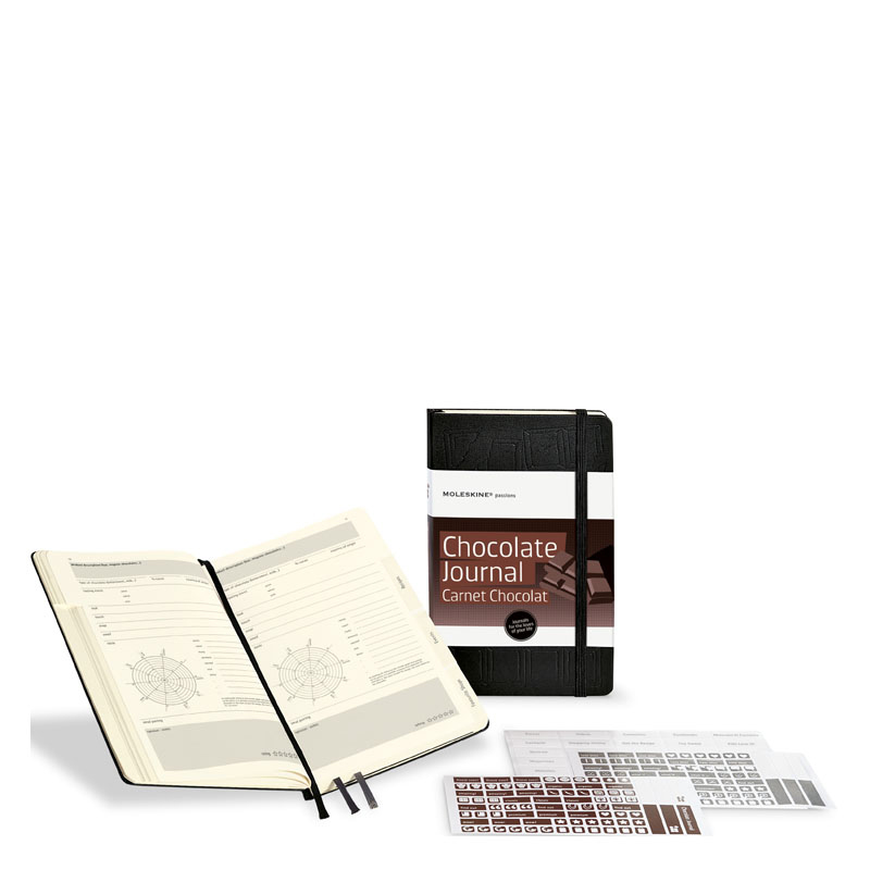 Passions Journal - Chocolate