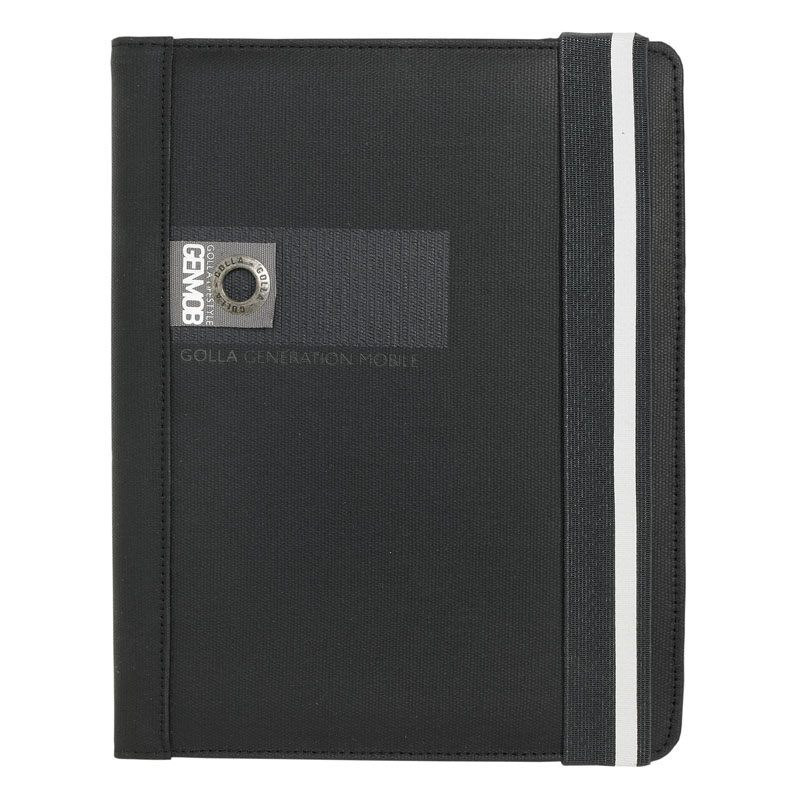 Rusty iPad Case - Black