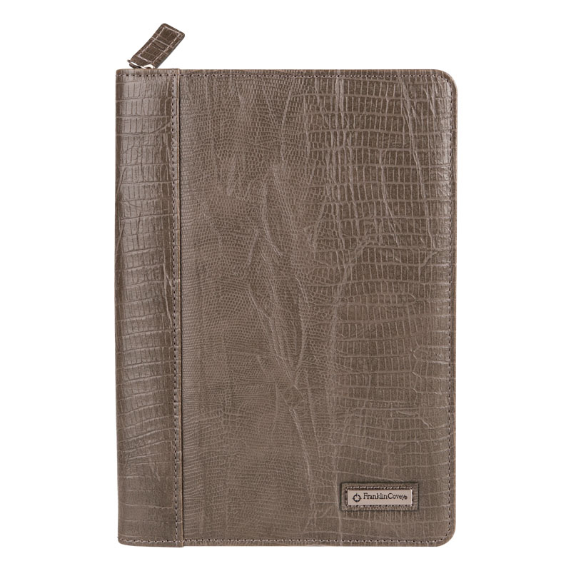 Classic Liza Wire-bound Cover - Charcoal