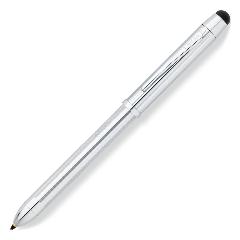 Tech 3+ Multifunction Pen by Cross - Chrome