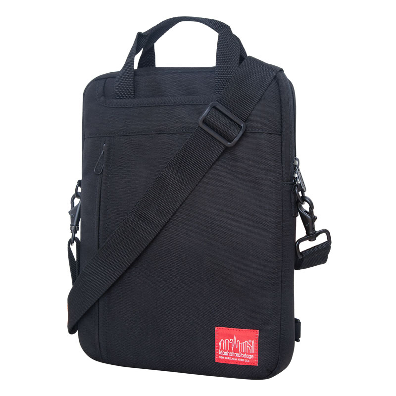 Commuter Jr. Laptop Bag - Black