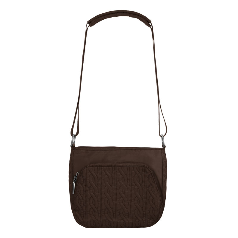 Allure Crossbody - Espresso