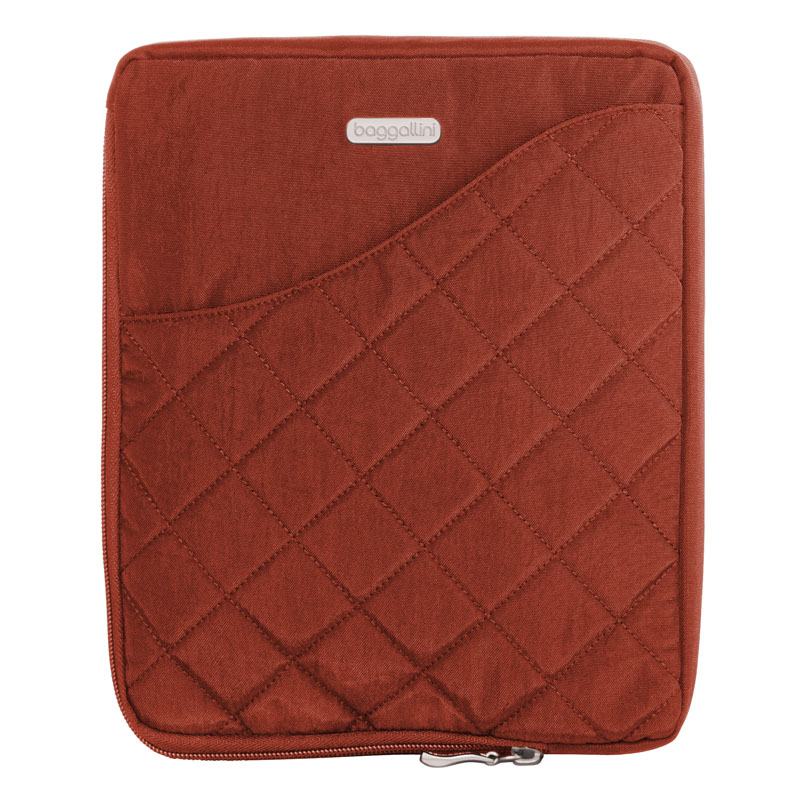 Universal Tablet Case - Tomato