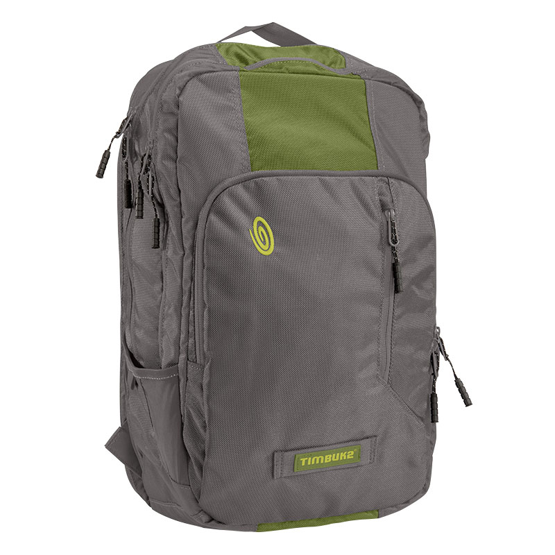 Uptown Backpack - Algae Green/Gunmetal