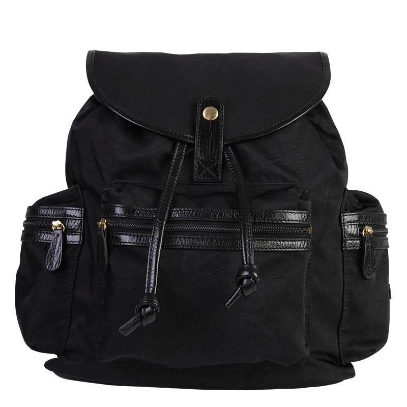 Devon Backpack - Black
