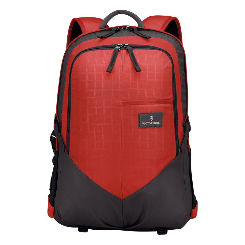 Altmont Deluxe Laptop Backpack - Red