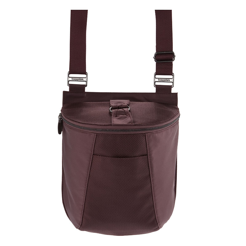 Unison Crossbody - Chestnut