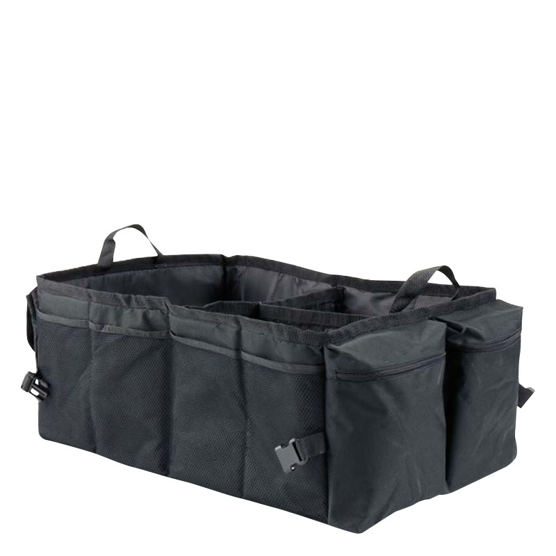 Expandable Trunk Organizer - Black