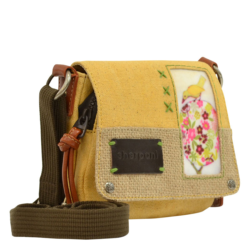 Petal Mini Purse - Spring Bloom