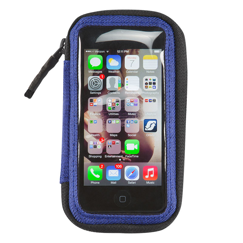Pinch Phone Wallet - Cobalt Full-Cycle Twill