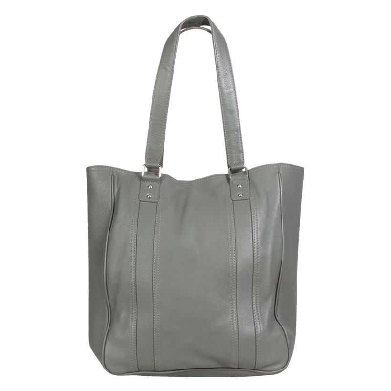 City Tote - Pewter