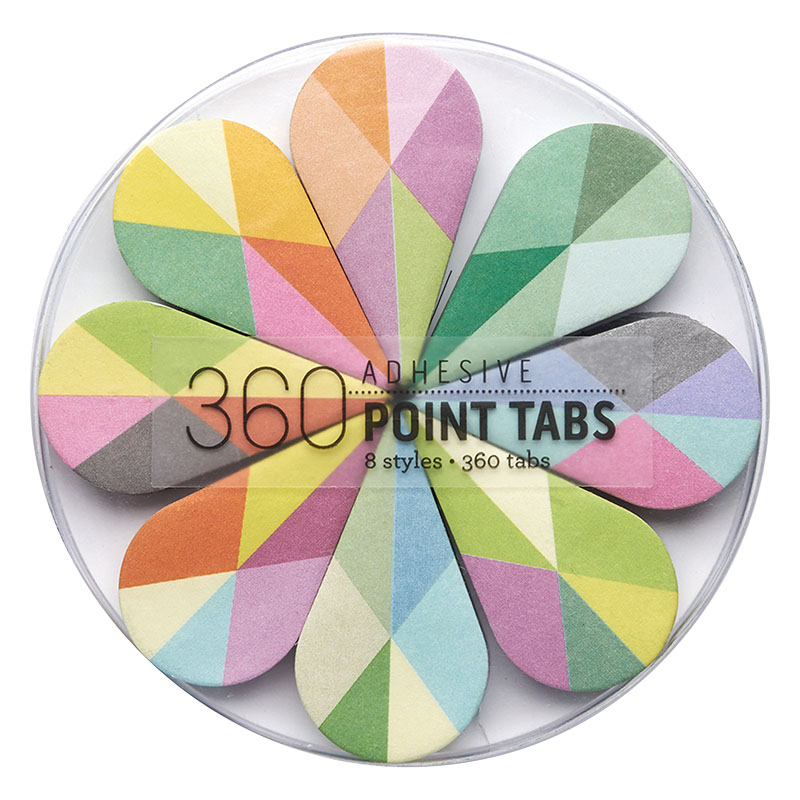 Point Tabs - Pirouette