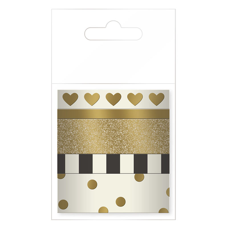 Planner Love Washi Tape - Gold