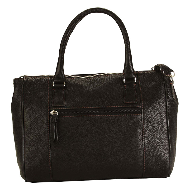 Valeria Satchel - Black