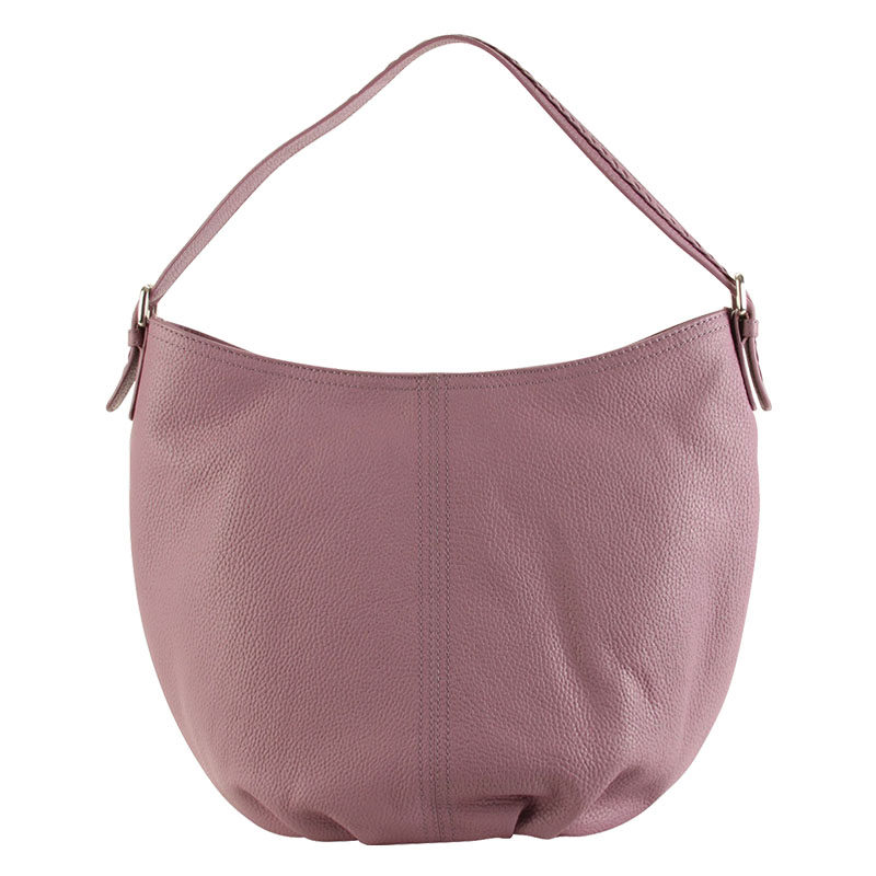 Slouchy Hobo - Grape