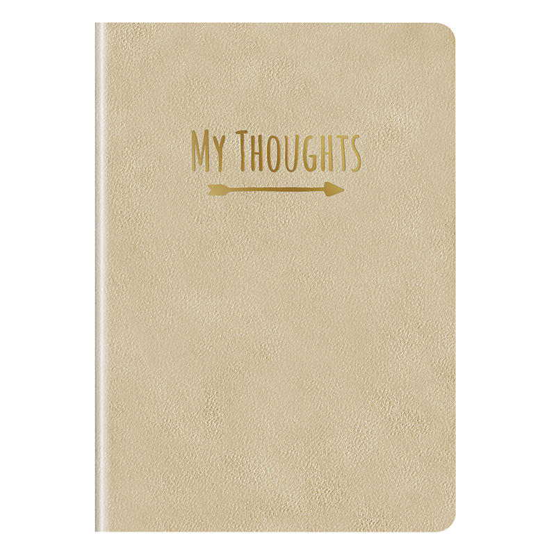 Leatheresque Journals - Just Like Gold