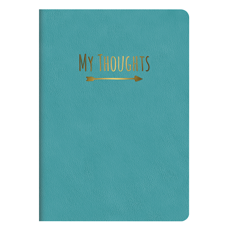 Leatheresque Journals - Nearly Teal