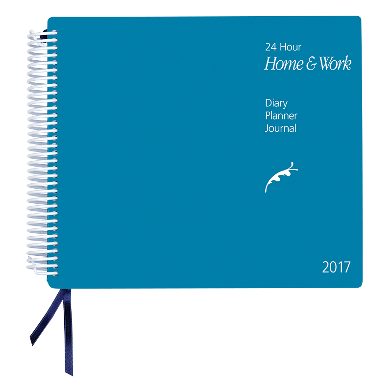 24 hour home work planner 2017
