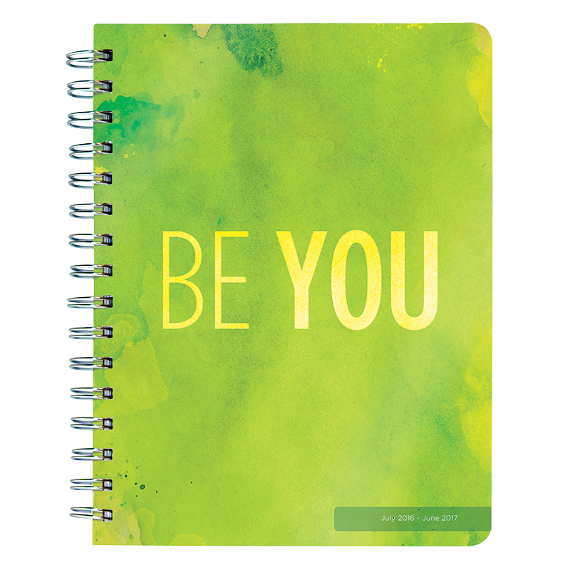 be you 2016 2017 academic planner franklincovey