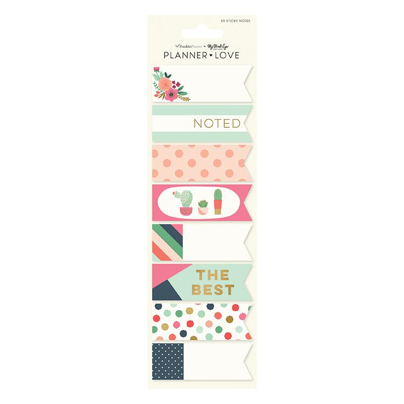 Planner Love Sticky Notes - On Trend