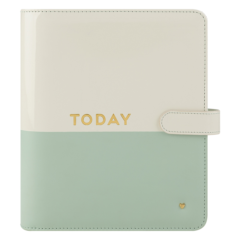 Classic Planner Love Simulated Leather Magnetic Strap - Today
