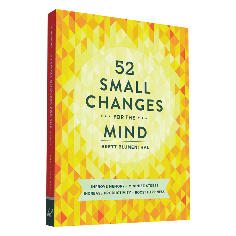 52 Small Changes for the Mind Book